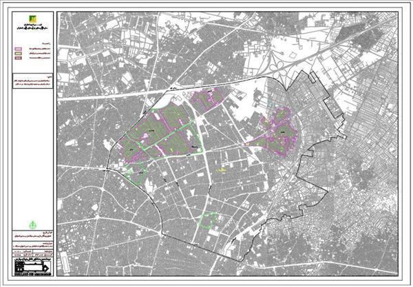 Image result for نقشه اتوکد بافت فرسوده منطقه 10اصفهان